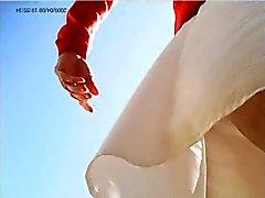 mamie gros slips blanc Oops