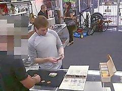 Pfand Amateur spitroasted für Bargeld