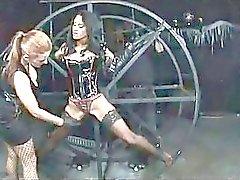 Incredibile divertente tortura brutto con slut grosse tette Kita Zen