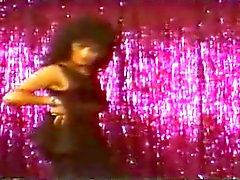 Nikki King stripping on stage!