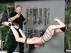 Aaron Aurora is just a toy for the dominant and devious