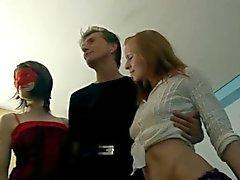 sexo de grupo