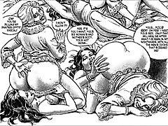 karikatür sex