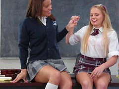 TeamSkeet Best Of Afterschool Adolescentes Foder