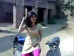 Punjabi Hot Girl scopare da amante - desibate
