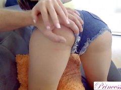 PrincessCum - Horny Teen Begs For Cock And Creampie S1:E10