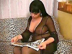Brunettes gros seins et queue
