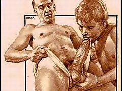 Maschile Erotico Vintage
