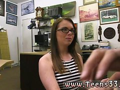 Real amateur teen blowjob Bringing out the ginormous guns!