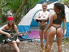 hauskaa Camping