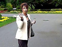 Mandy Rosafarbene Halter Rauch von Darlington Park