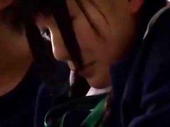 Drei geile emo Twinks eine Gruppe Sex