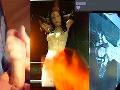 Cum Tribute an Candy Fox (Final Fantasy XIV)