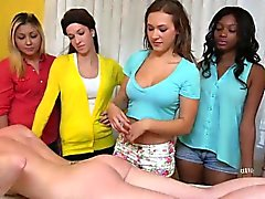 Real teen babes fingered