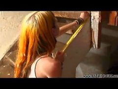 Liz Vicious - Plumber