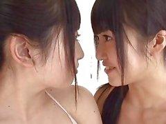 Deux Filles Hot Babes Japaneses asiatiques.
