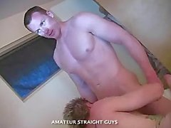 ASG Axe, Spence & Grant blowjob and cum