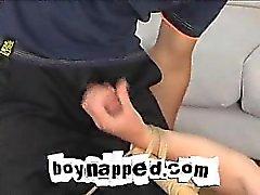Горячий , парной сеанс Massage проводится с Билли