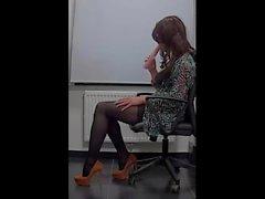 Min älskade sexy sekreterare kroppen)