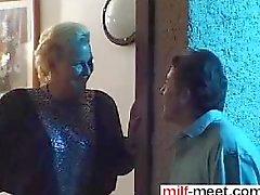 Grandmas Midnight Orgy