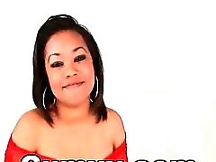 Minyon Ebony Şişirme Ve Yalama BBC'nin