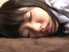 Asian Amateur japanische AV Schauspielerin nackt Make-up Sex