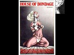 Classic Female Bondage Artworks
