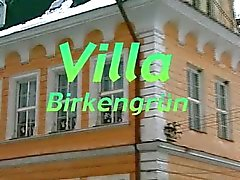 Bisex gay orgy in a villa