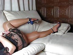 PERFECT benen en hoge hakken en schoenen en BODY VROUW