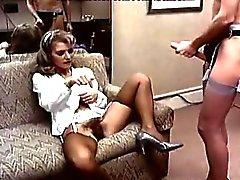 Ли Кэрролл , Sharon Kane в волосатые киски есть и