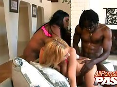 Trina Michaels and Jada Fire are busty pornstars that love