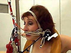 A la de sexo sumisa gran parte de de cuerda y encantadores DDSM