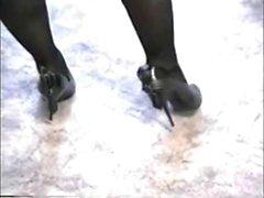 Lady B sexi deutsche Schuhe