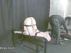 Il fisting la punizione e profonda la schiavitù Slave dominio dei sobrio blonde bizzarre painslut Weekay