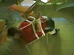 Преподаватель в тюрьму Азиатская Schoolgirl