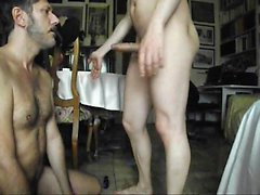 Hot Asian Twink Blowjob and Fuck