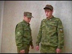 Russische Armee Boy Einleitung