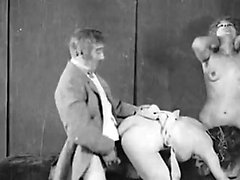sexo em grupo francês Vintage