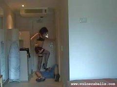 Vulneraballs French Maid
