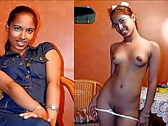 Dressed Undressed - Multiracial