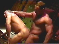 all worlds video - playing with fire 2 (gay muscle porn with billy herrington)