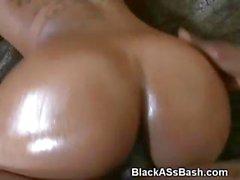 Hot Black Girl Threesome