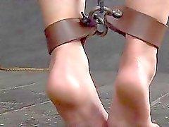 Bagnate subire torture salacious