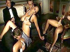 italien Weinlese Gruppensex