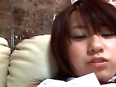 Yui and creampie twat