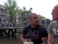 Prozzie néerlandais se fait baiser