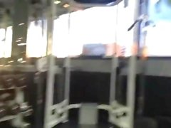 evet !!! Fitness sıcak ASS sıcak CAMELTOE 114