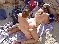 vera e propria spiaggia sex6