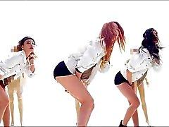 De sexy as mulheres do Kpop