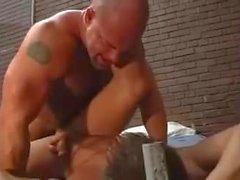 Zak Spears Prison fickt Trey Casteel (Vintage 90er Porno)